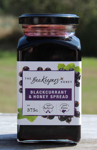 Blackcurrant & Honey Spread