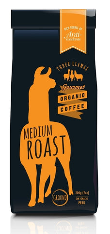 Medium Roast Organic Coffee