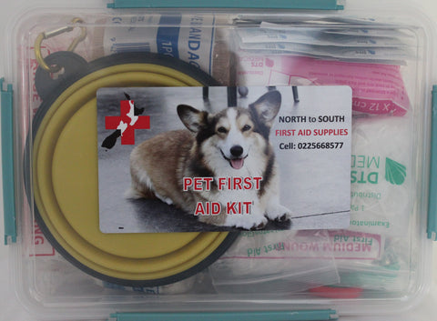 Pet's First Aid Kit