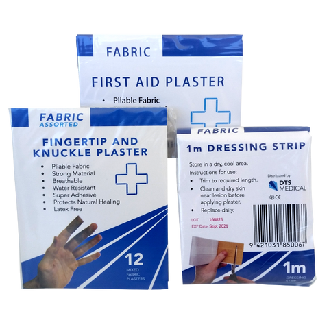 Plaster Packets Combo