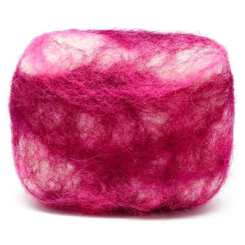 Berry Crush Felted Soap