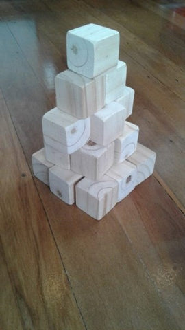 Wooden Building Blocks (26)