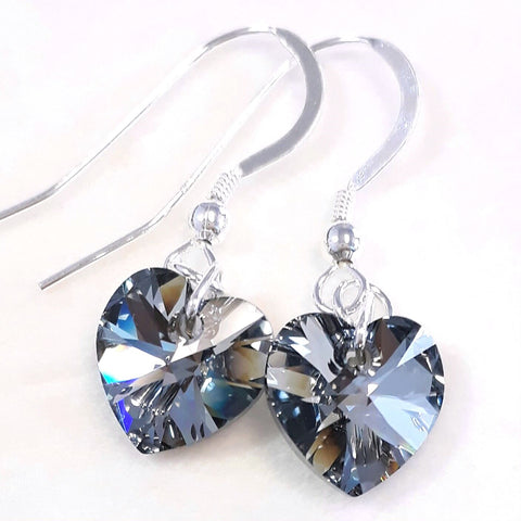 Chrome Earrings