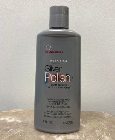 Connoisseurs Silver Polish - 200ml