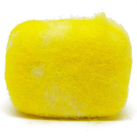 Lemon Sorbet Felted Soap