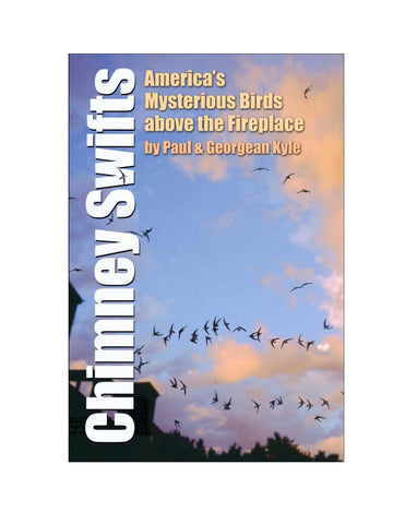 06. Chimney Swifts: America's Mysterious Birds above the Fireplace - Paper Back