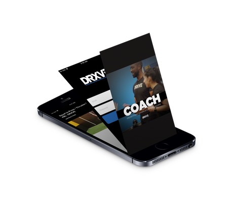 COACH - 1:1 Mobile App Training + Nutrition Coaching
