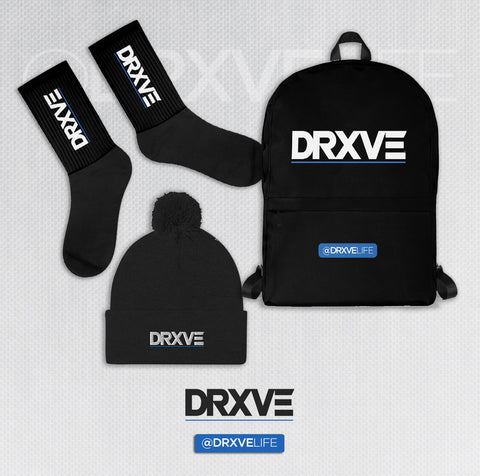 DRXVE Hats, Bags, Socks, Accessories