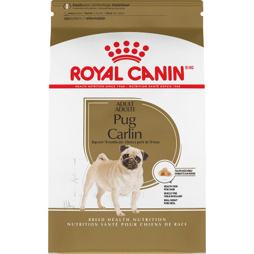 Royal Canin - Carlin - Adulte - 10lbs - Chien - Nourriture