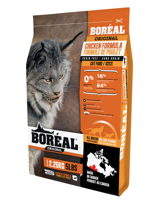 Boréal - Original - Poulet - Chat