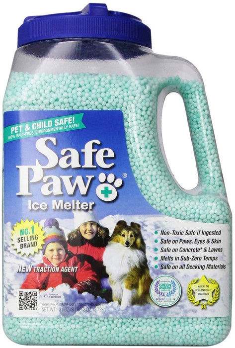 Safe Paw Ice Melter 8lbs