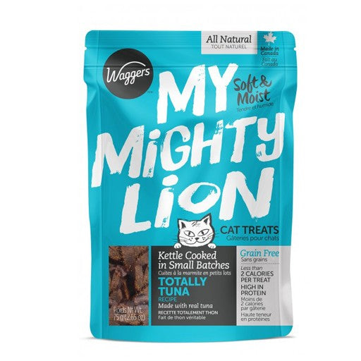 Gâterie - My Mighty Lion - Thon - Chat
