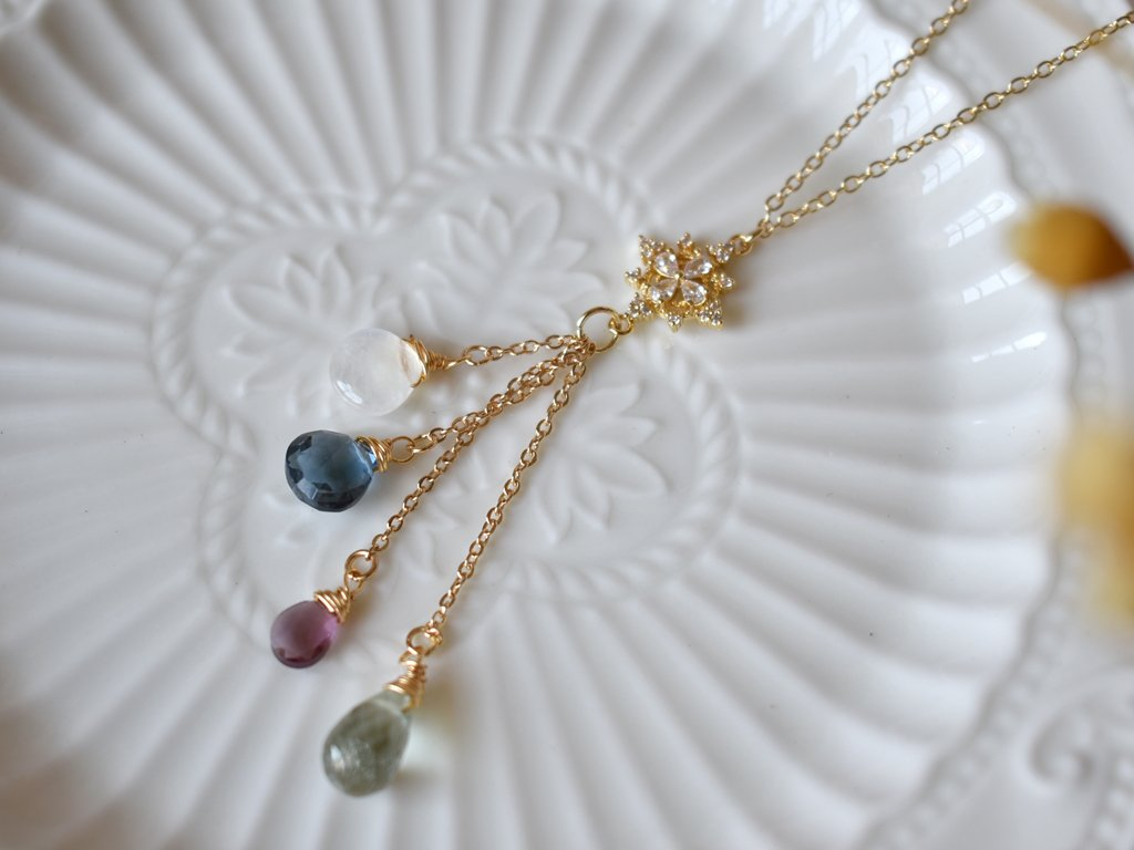 Necklace: Langley