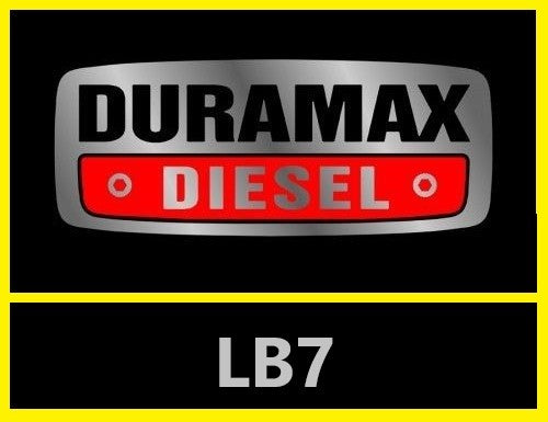 LB7 Duramax Standard Tuning- Emailed File