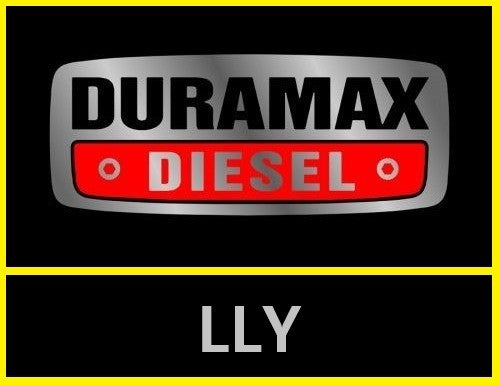 LLY Duramax Single Tune- Emailed
