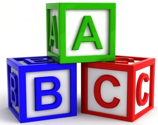 ONWORDS: The ABCs of How You Start Your Day