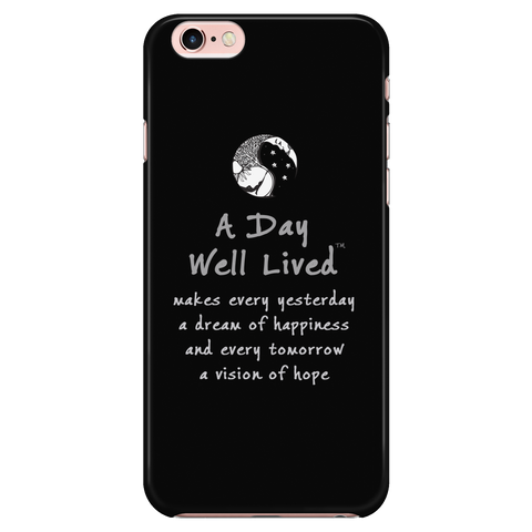 ADWL iPhone 6/6s Case - Black