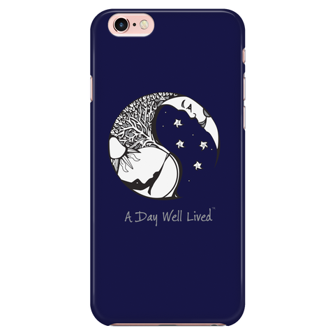 ADWL Logo iPhone 6/6s Case - Navy