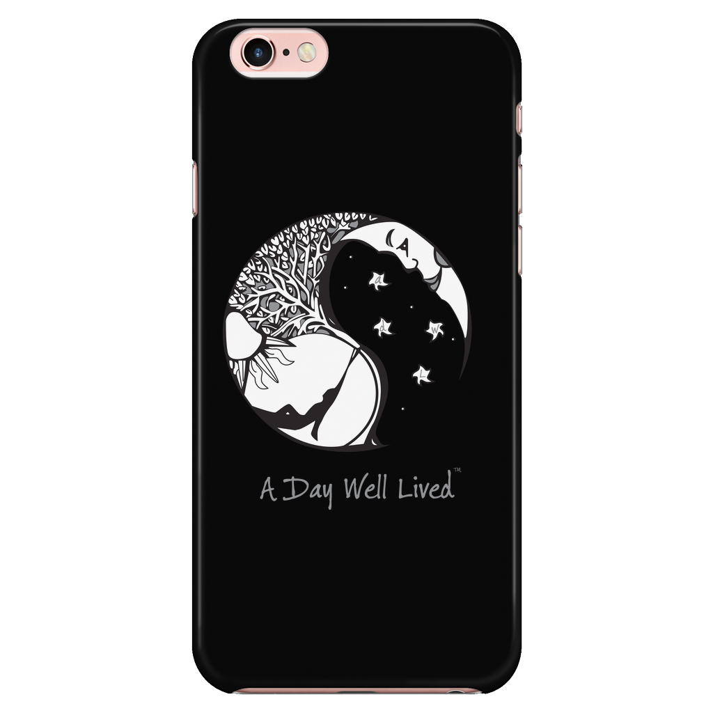 ADWL Logo iPhone 6/6s Case - Black