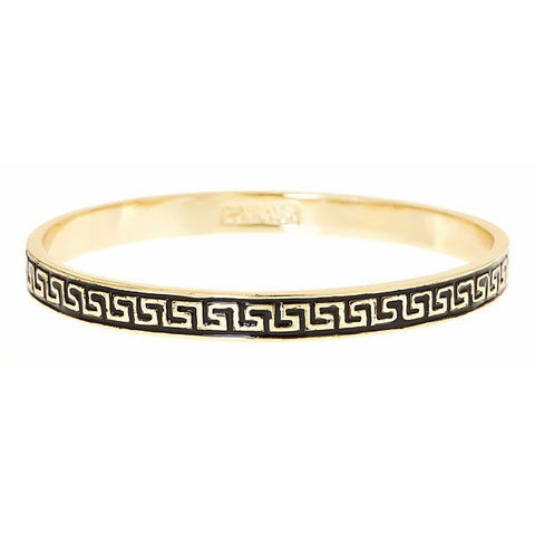 apollo bangle - black