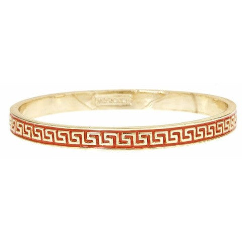 apollo bangle - orange