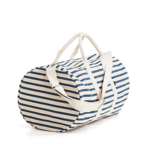 duffel - sailor stripe