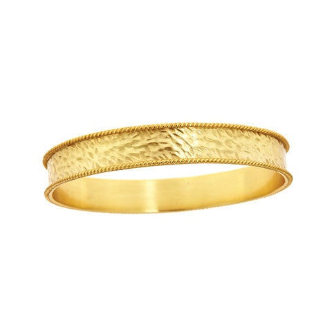 eve bangle - gold