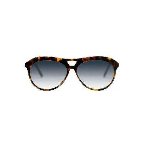 houston sunglasses - tortoise smoke