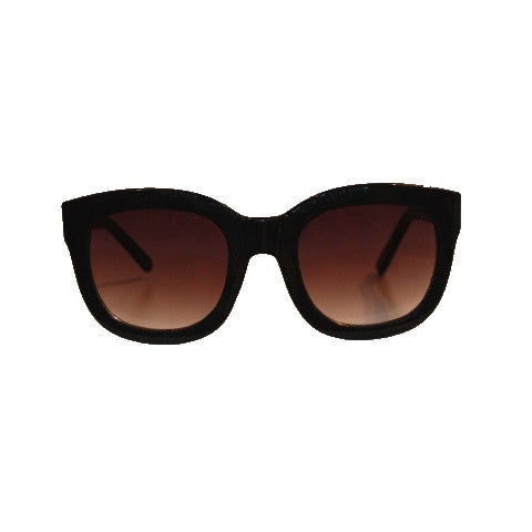 sunglasses - the feline - black