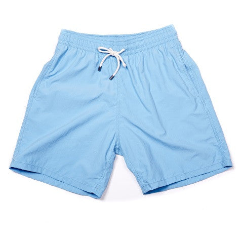 solid california swimwear - bleu de france