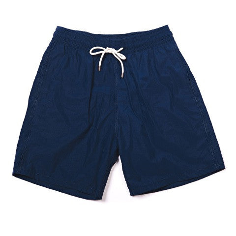solid california swimwear - navy