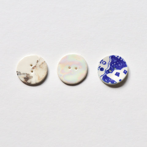 Medium Ceramic Button