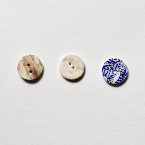 Small Ceramic Button