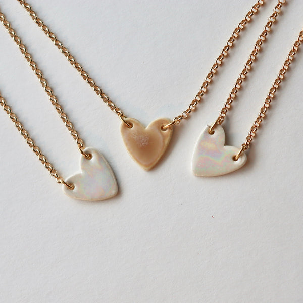 The Single Heart Necklace