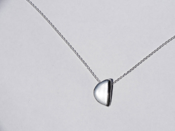 STERLING SILVER NECKLACE. HANDMADE IN SYDNEY.