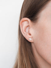 Load image into Gallery viewer, Sterling Silver Earrings. Made in Sydney, Australia. Australian Jewellery Designer.