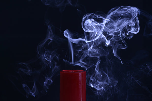 Should Candles Produce Black Smoke?