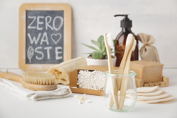 17 Sustainable Swaps for a Zero Waste Bathroom