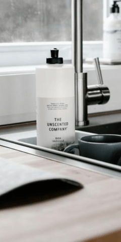 unscented company dish soap