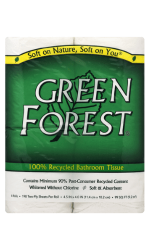green forest recycled tp