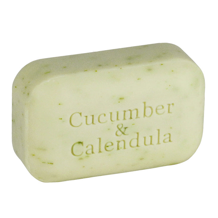 Cucumber and Calendula Soap Bar