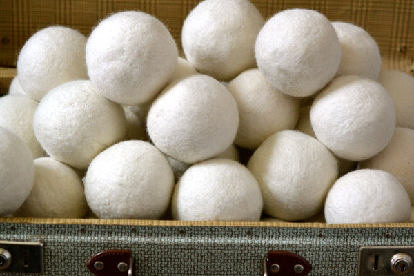 Pure Wool Dryer Balls