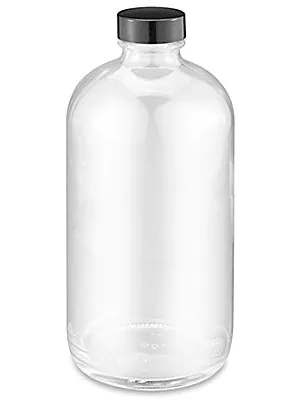 500 ML Clear Glass Bottle