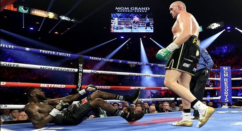 Tyson Fury demolishes Deontay Wilder in the second fight