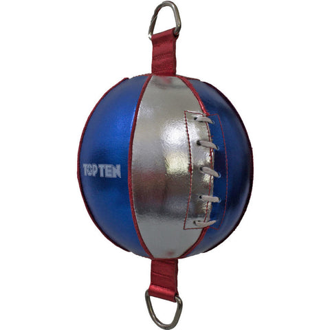 Top Ten Metallic Double End Ball |  | Fight Co