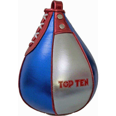 Top Ten Metallic Speedball |  | Fight Co