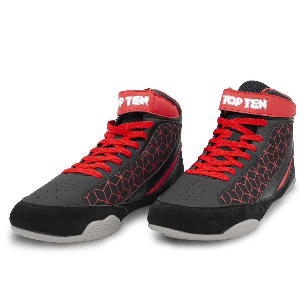 Top Ten ShortCut Boxing Boots by  Fight Co