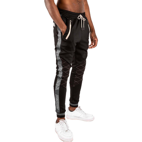 Image of Venum Arrow Loma Signature Collection Joggers /White | Joggers | Fight Co