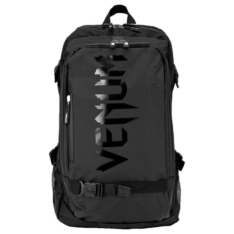 Venum Challenger Pro Evo Back Pack  Black/Black | Gym Bags | Fight Co