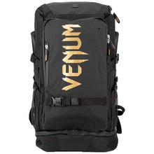 Load image into Gallery viewer, Venum Challenger Xtreme Evo Back Pack  Black/Gold - Fight Co